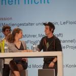 Begrüßung von lefloid auf der #mcb14 #rp14 re:publica Media Convention Berlin