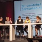 Diskussion über das Fernsehen #mcb14 #rp14 re:publica 2014 Media Convention Berlin